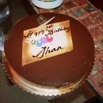 Ahan Cake