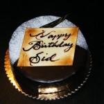 Sidd Cake