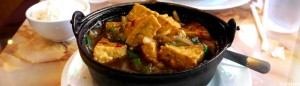 Sichuan Tofu Casserole