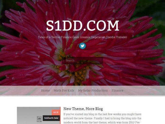 New Theme, More Blog